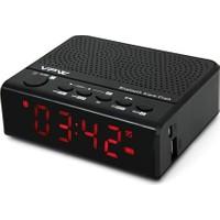 VPW MX-19 Bluetooth Hoparlör - Alarm Saat