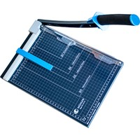 Mühlen Säge GL-410 A4 Profesyonel Kağıt Kesme Makinesi & Kollu Giyotin (Makas Tarzı)