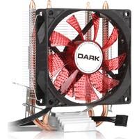 Dark Freezer X92RD Intel 775/1156/1155/1150/1151 FM1/FM2/AM2+/AM3+ /AM4 Ryzen Uyumlu işlemci Soğutucu (DKCCX92RD)