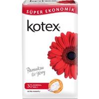Kotex Ultra Hijyenik Ped Normal Avantaj Paketi (30 Adet)