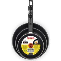 Tefal First Cook 18cm+22cm+26cm Tava Seti