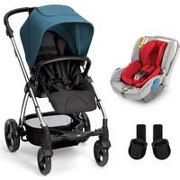 Mamas Papas Sola 2 Travel Sistem Bebek Arabası Petrol Blue