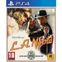 L.A.Noire PS4 Oyun
