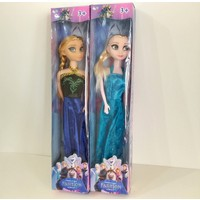 Hdm Frozen Oyuncak Elsa Anna Bebek 30 cm 2 Adet Karlar YDBBRSNA