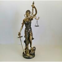 Hdm Adalet Heykeli Terazisi Biblo 40 cm Büyük Boy Themis CEVRS