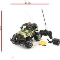 Karsan Karsan Kut Uzaktan Kumandalı Şarjlı 4X4 Işıklı Jeep