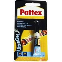Hızlı Yapıştırıcı Ultra Gel Elastik Pattex 3Gr