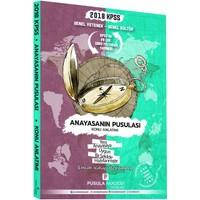 Pusula Akademi Yayınları Kpss Anayasanın Pusulası Konu Anlatımı 2018