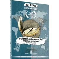 Pusula Akademi Yayınları Öğretmenliğin Pusulası Program Geliştirme Konu Anlatımı 2018