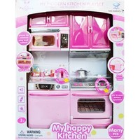 Mega Mutfak Seti My Happy Kitchen Sesli
