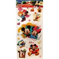 Vardem Çocuk Odası Duvar Süslemeleri Minnie Mickey