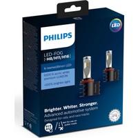 Philips Led Xenon H8 H11 H16 12794Unıx2 6500K +200 Parlak Işık