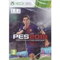 PES 2018 Xbox 360 (Türkçe Menülü)