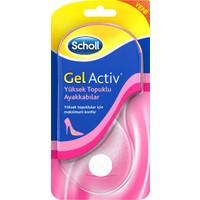 Scholl Gel Aktif Yüksek Topuklu Ayakkabılar için Tabanlık
