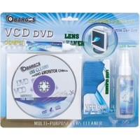 Fonnava Cd Dvd Lens Temizleme Seti 4 Parça