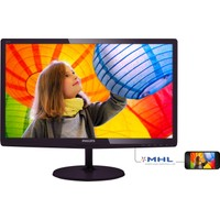 Philips 227E6LDAD-00 21.5'' 2ms (Analog+DVI+MHL-HDMI) Full HD Led Monitör