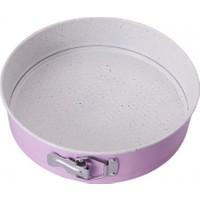 Karaca Cassie Pink 28 cm Kelepçeli Kek Kalıbı