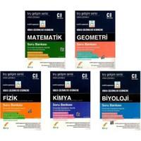 Birey Yayınları Gelişim Serisi C İleri Düzey Sayısal MF Soru Bankası Seti