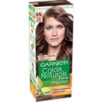 Garnier Color Naturals 6N Doğal Koyu Kumral