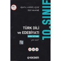 Eksen 10. Sınıf Türk Dili Ve Edebiyatı Soru Bankası