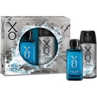 Xo Aqua Cool Men Edt+125Ml Deo Kofre
