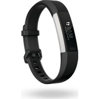 Fitbit Alta HR Akıllı Bileklik Black - Large - FB408SBKL-EU