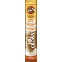 Cafe Crown Latte Karamel Aromalı 17 gram 24'lü