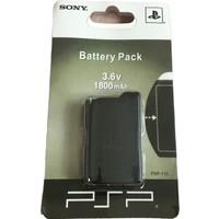 Playaks Sony Psp 1000 Kalın Pil Batarya 1800 Mah