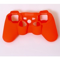 Playaks Sony Playstation 3, Dualshock 3 Silikon Kol Kılıf Ps3 Kol Kılıfı Kırmızı