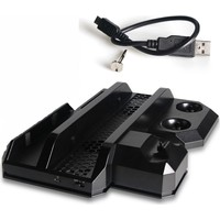 Dobe Tp4-888 Ps4 Ps4 Slim Ps4 Pro Multifonksiyonel Şarjlı Fanlı Stand