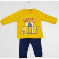 Mamino 9199 Bebek Pijama Takımı