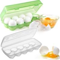 Pratik Yumurta Saklama Kabı