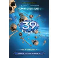 39 İpucu 1.Kitap:Kemik Labirenti(Ciltli) - Rick Riordan