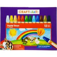 Craft And Arts Pastel Boya 12'li Karton Kutu