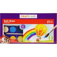 Craft And Arts Sulu Boya 21 Renk 28Mm Çap