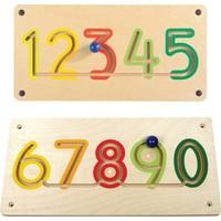 Bebeji Sayılar Duvar Aktivite Bj-J504