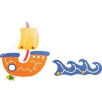 Bebeji Dalgalı Denizler Duvar Oyuncağı Bj-J511