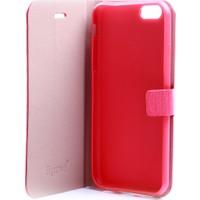 Ligovi Happy Apple iPhone 6/6S Uyumlu Standlı Koruyucu Kılıf
