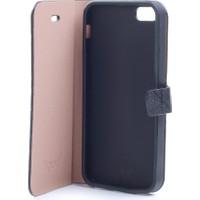 Ligovi Happy Apple iPhone 5/5S Uyumlu Standlı Koruyucu Kılıf