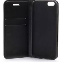 Ligovi Cool Apple iPhone 6/6S Plus Uyumlu Standlı Koruyucu Suni Deri Kılıf