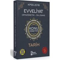 İsem Yayıncılık Kpss Evveliyat Ortağretim :Önlisans Tarih Konu Anlatımlı 2018