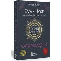 İsem Yayıncılık Kpss Evveliyat Ortağretim: Önlisans Vatandaşlık Konu Anlatımlı 2018
