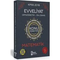 İsem Yayıncılık Kpss Evveliyat Ortağretim: Önlisans Matematik Konu Anlatımlı 2018