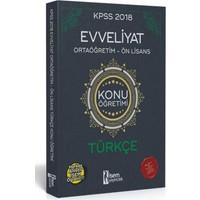 İsem Yayıncılık Kpss Evveliyat Ortağretim: Önlisans Türkçe Konu Anlatımlı 2018