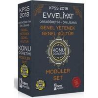 İsem Yayıncılık Kpss Evveliyat Ortağretim: Önlisans Gy- Gk Konu Anlatımlı Modüler Set 2018