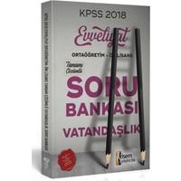 İsem Yayıncılık Kpss Evveliyat Ortağretim :Önlisans Vatandaşlık Soru Bankası 2018