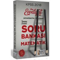 İsem Yayıncılık Kpss Evveliyat Ortağretim: Önlisans Matematik Soru Bankası 2018
