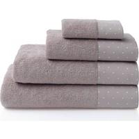 Dost Tekstil %100 Pamuklu PURE Kahverengi Havlular