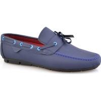 Altıntaş Lacivert Deri Erkek Günlük Ayakkabı