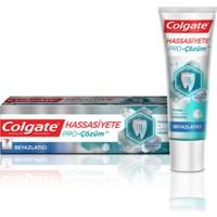 Colgate Pro Çözüm 75 ml Macun + Slim Soft 17x Fırça